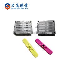 Aduana directa de la fábrica todo tipo de molde plástico de la escoba de la inyección barata de alta calidad durable