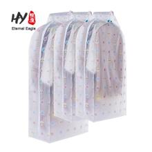 Bulk luxury clothes 100gsm non woven fabric garment bag