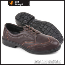 Administrative Leather Safety Shoes for Office Workers (SN5326)