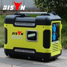BS2000I BISON Chine Taizhou 2kw 2kva Nouveau produit Hot Sale Portable avec Handle Silent Inverter Generator Fabricant de la Chine