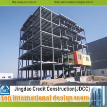 Cost Multi-Story Prefabricated Light Steel Buildings