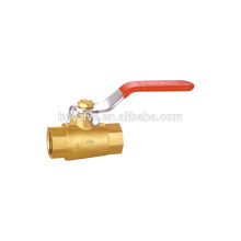 BGQ11F Brass ball valve
