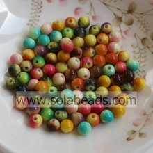 Wreath 16mm Hair Round Ball Tiny beads