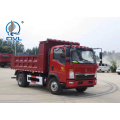 180hp Four Cylinder Light Duty Commercial Trucks