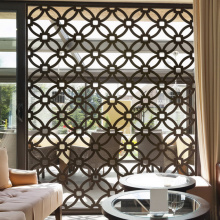 Outdoor Decorative Metal Privacy Screens