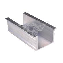 Coffrage en aluminium extrudé certifié contemporain