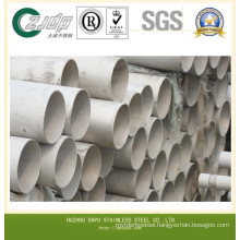 Factory ASTM A312 Tp316L Stainless Steel Seamless Pipe