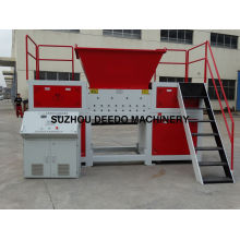 Two Shaft Shredder for Plastics, Rubbers & Metals