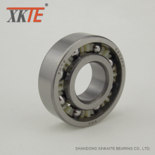 Low+Coefficient+Friction+Polyamide+Bearing+6204+For+Roller