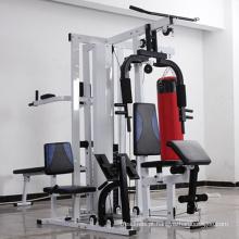 Multi Estação início exercício equipamento com sentar-banco