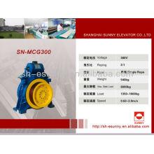 Passagier Aufzug Traktion Maschine Vvvf Aufzug Zugmaschine SN-MCG300