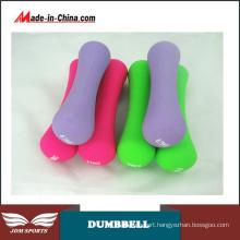 Bone Shape Neoprene Dumbbells for Sale