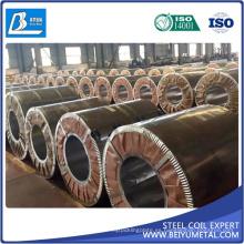 Bobina de acero galvanizado recubierto de zinc Gi SGCC Dx52D Z80