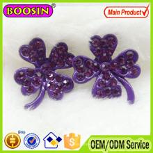 Wholesale Clip on Earring, Indian Clip on Earrings in Leaf Shaped #21230