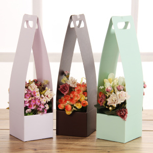 Wholesale Flower Store Hot Flower Box
