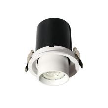Luzes embutidas redondas elásticas de teto embutidas led downlights
