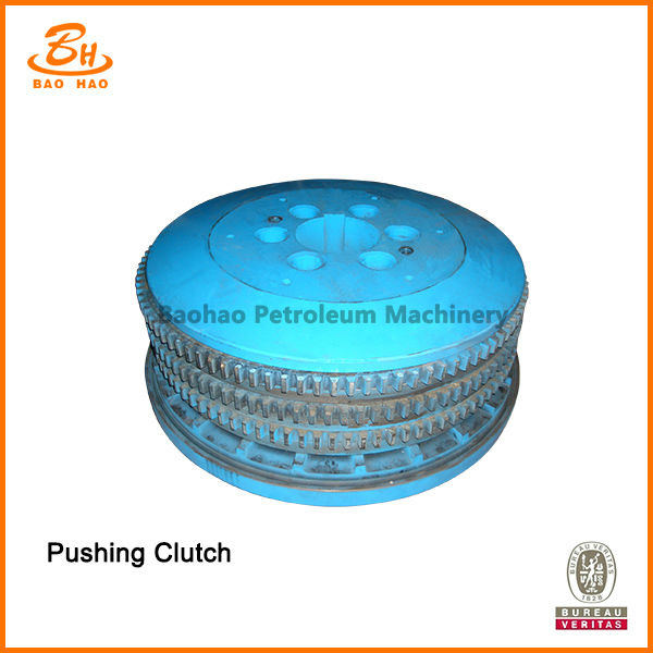 Pushing Clutch 2