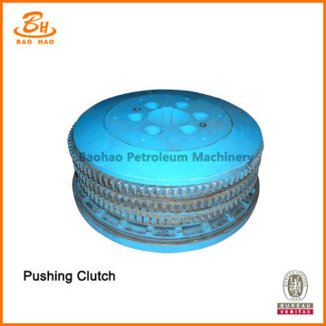 Drilling Rig에 사용되는 Pushing Disc Clutch