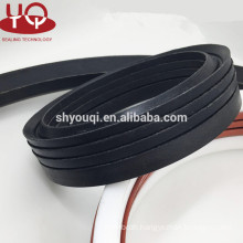Rubber seals V packing rings Group NBR/FKM/Nylon/PTFE Fabric Vee Packing Combination Stuffing parts