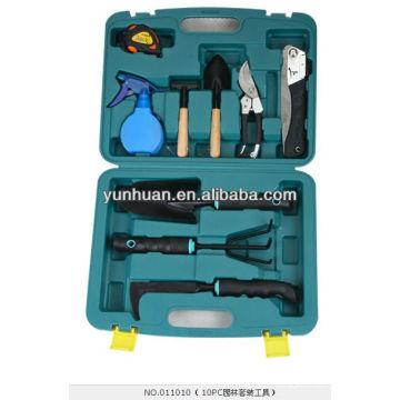 Kits de herramientas DIY en jardín