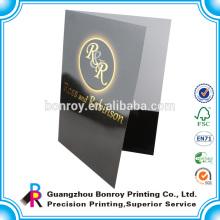 A4-Ordner Papierordner mit Logo