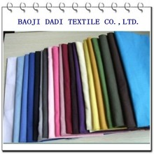 Poplin Dyed Fabric Poly Cotton