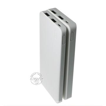 Dual USB 10000mAh Portable Mobile Phone Power Bank