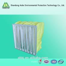 MERV 14 air filter bag F8 pocket filter