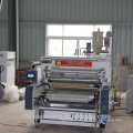 LLDPE stretch film making machine for plastic packaging