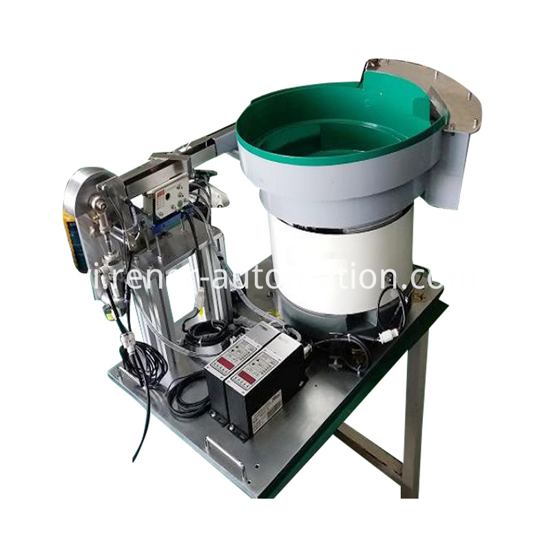 Spring Feeding Machine