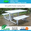 Anti Graffiti poliuretan Powder Coating