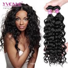 Preço de atacado encaracolado peruano cabelo remy virgem