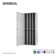 Armario de acero Orizeal de ocho puertas para la venta (OZ-OLK002)