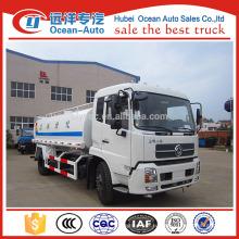 Dongfeng 12000L опрыскивание грузовик бак воды воды для продажи