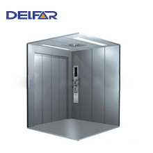 Delfar Freight Lift with Large Space for Loading