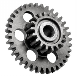 steel stepped transmission gear for automotive