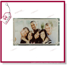 Sublimation Printed Glass Photo Frame
