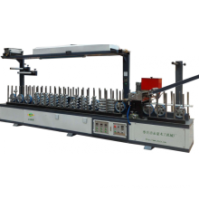 door frame veneer wrapping machine