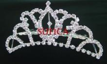 New wedding accessories, Jewelry, Tiara ,crown sufica WA0801