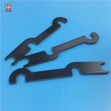 custom silicon nitride ceramic crucible hanger pothook