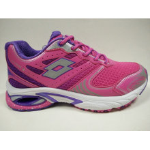 Retro Design Ladies Pink Sports Shoes