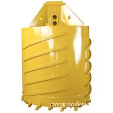 Drilling bucket /rock bucket for rotary drilling rig