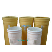 Waste Incinerator Acrylic Filter Bag With Smooth Surface Used In Cement Kiln