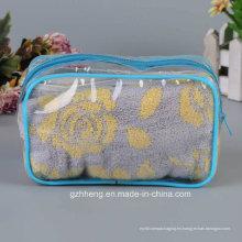 Bolsa de cremallera plástica que se puede volver a sellar impresa alta calidad del paquete de la comida para arriba de pie