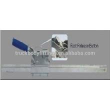 barra de carga de bloqueio de carga barra de jack de reboque do caminhão ajustável