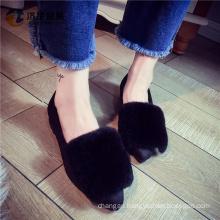Fur sandals india beautiful nude girls photo fur slides ladies shoes