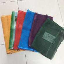 25kg Verpackung Polyethylen Raschel Net Bag