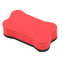 EVA Magnetic Eraser in Bone Shape