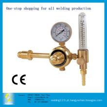 Prefessional Preset TIG MIG Soldagem Argônio e CO2 Gas Flowmeter Regulador Soldadura a gás