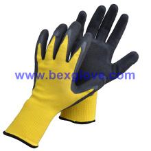 Arbeitsgarten Handschuh, Latex beschichtet